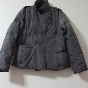EUC banana republic down jacket